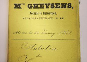 155 years Wijngaard Natie