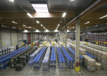 Warehouse Evergem